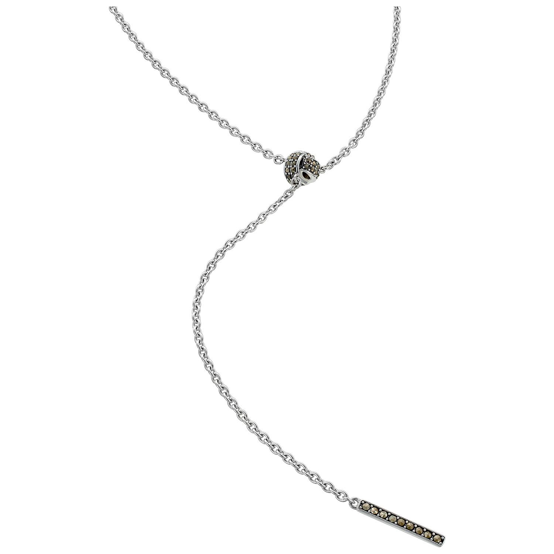 Jan Leslie silver knot necklace