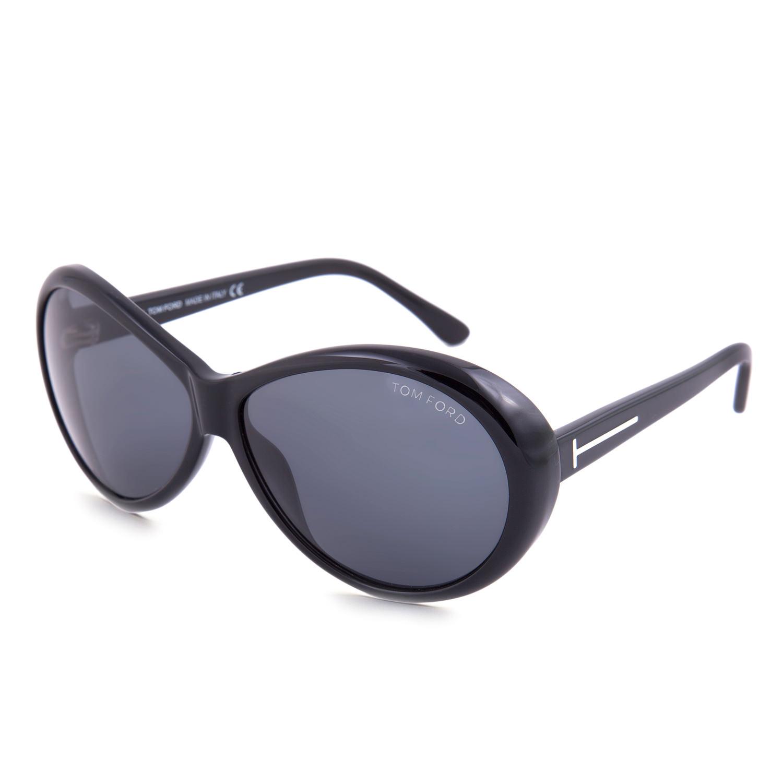 Black women's Tom Ford sunglasses