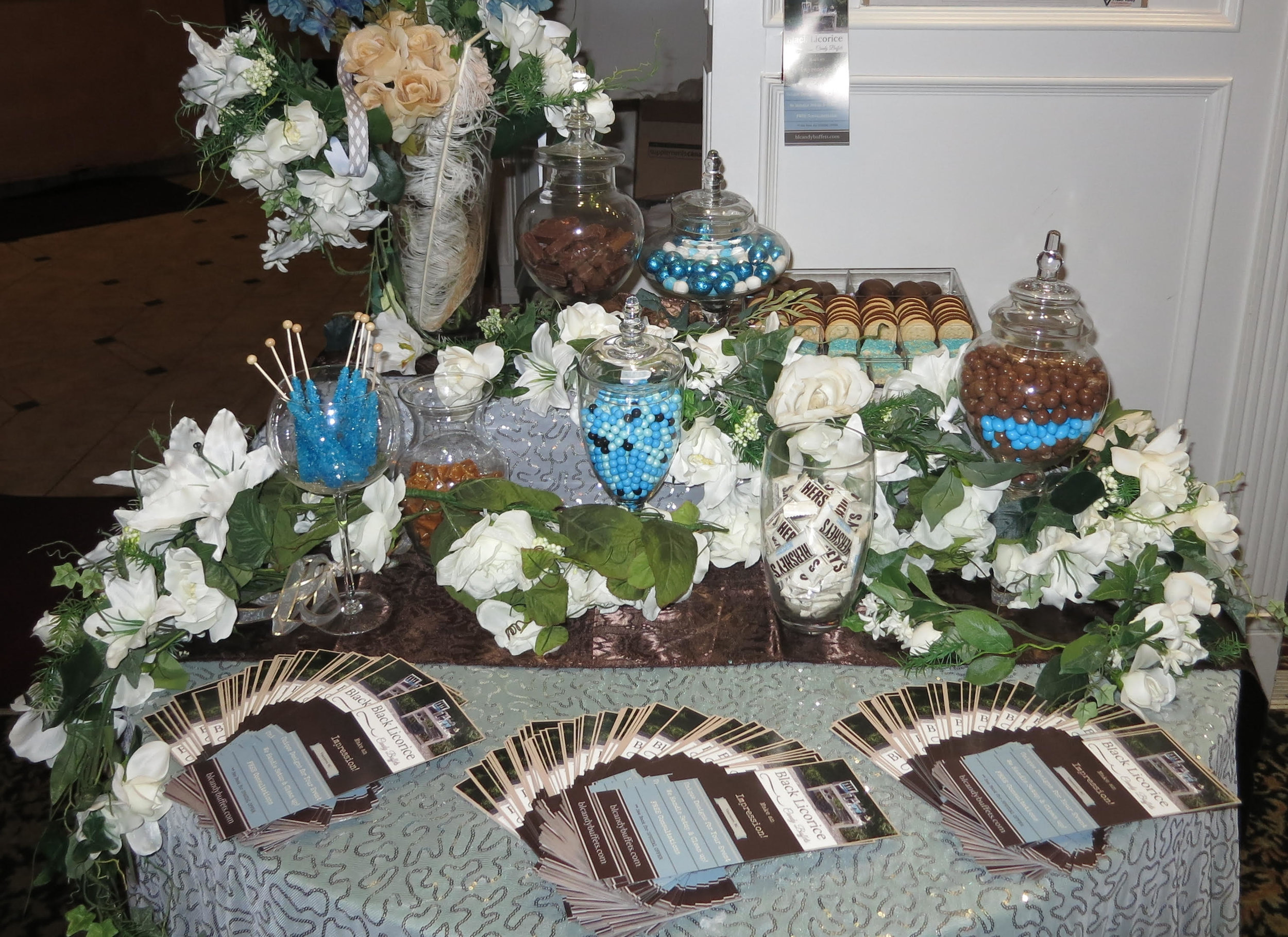 Black Licorice Candy Buffets Inspire 2016 Event.jpg