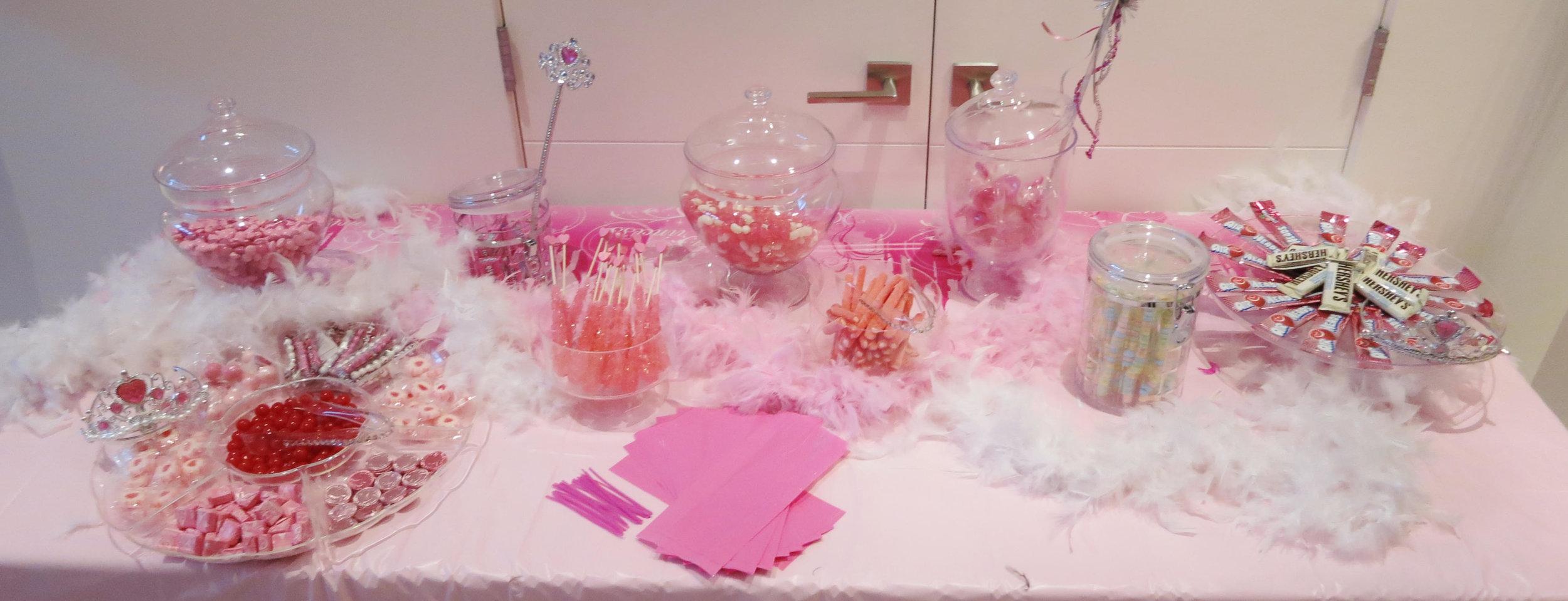 Black Licorice Candy Buffets Pink Hershey's.jpg