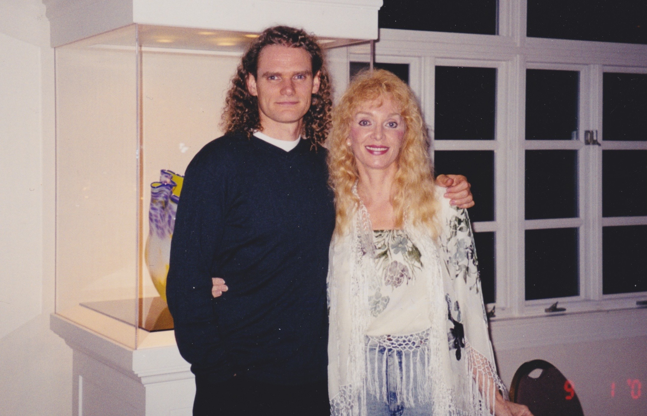 2002 with Jesse Cook