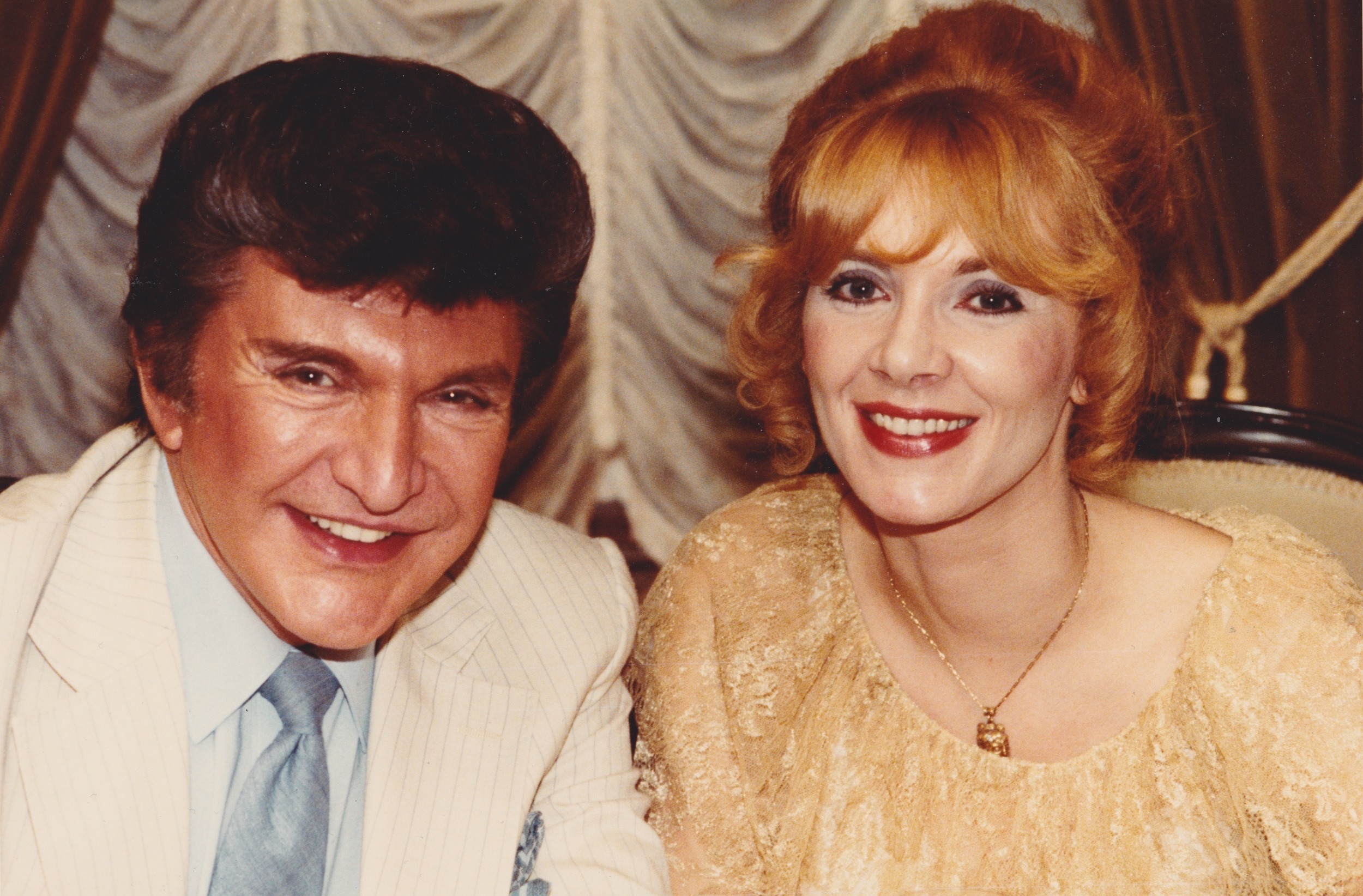 1977 with Liberace