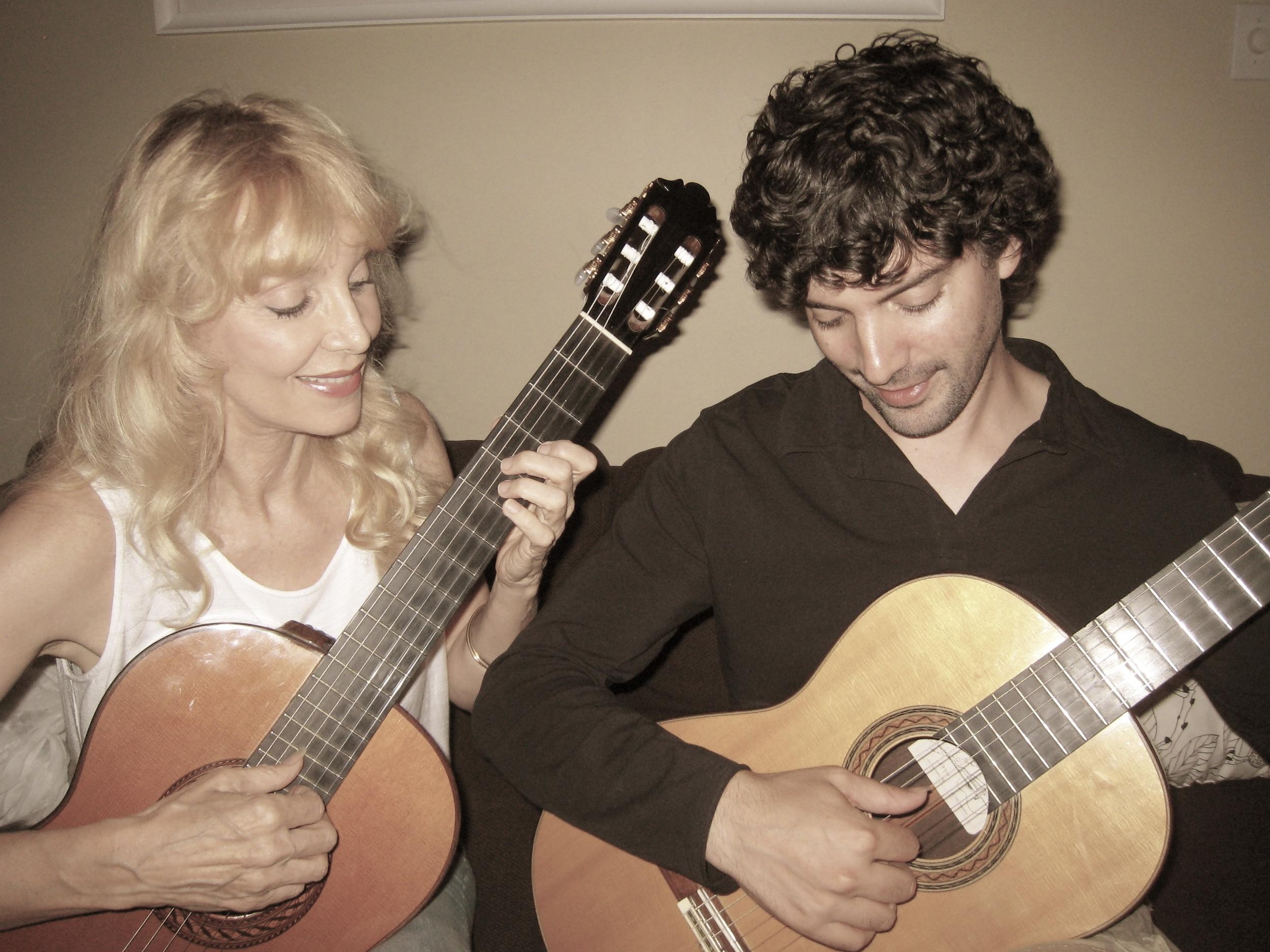 2011 with accompanist Micheal Savona