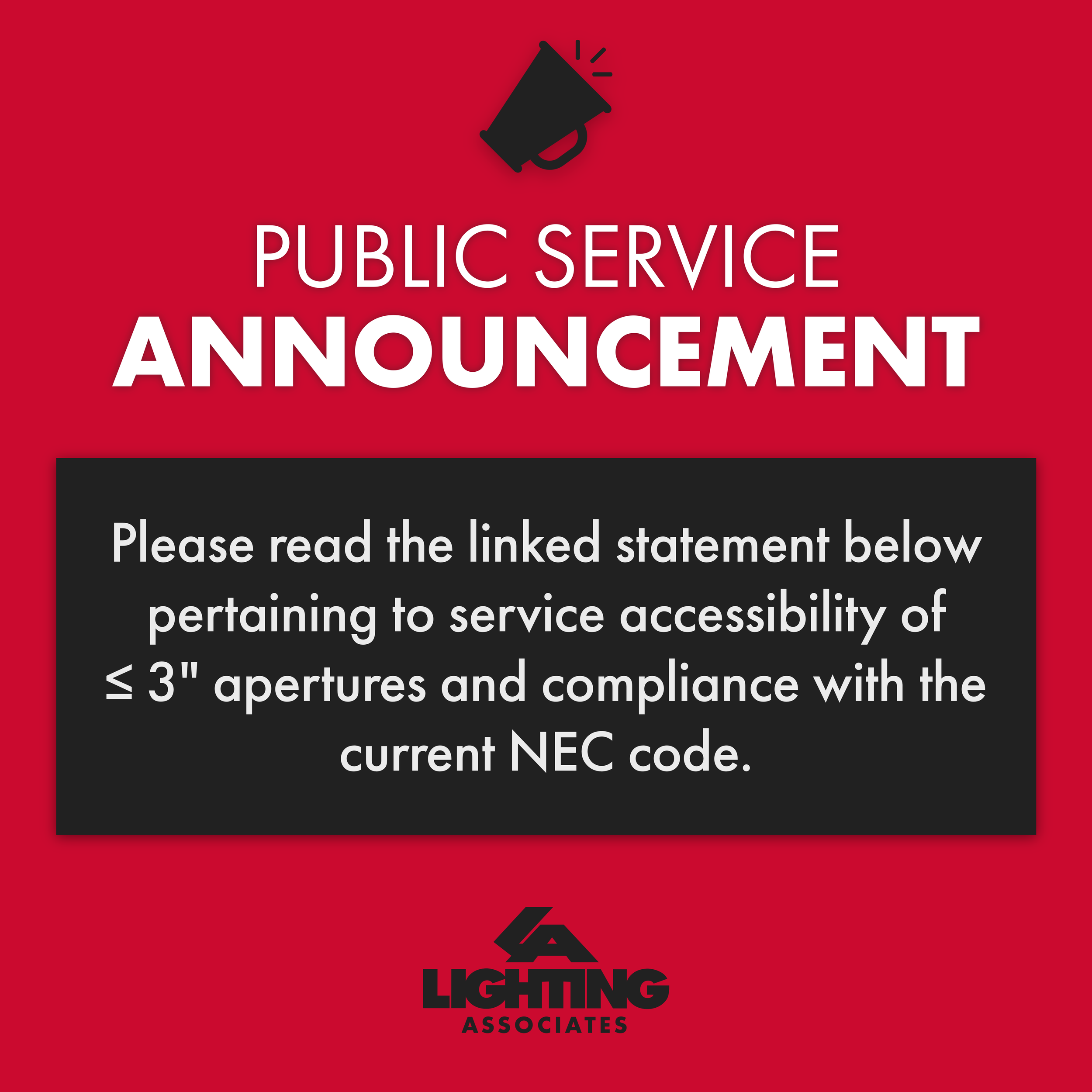 A note from STL County Chief Electrical Inspector  >
