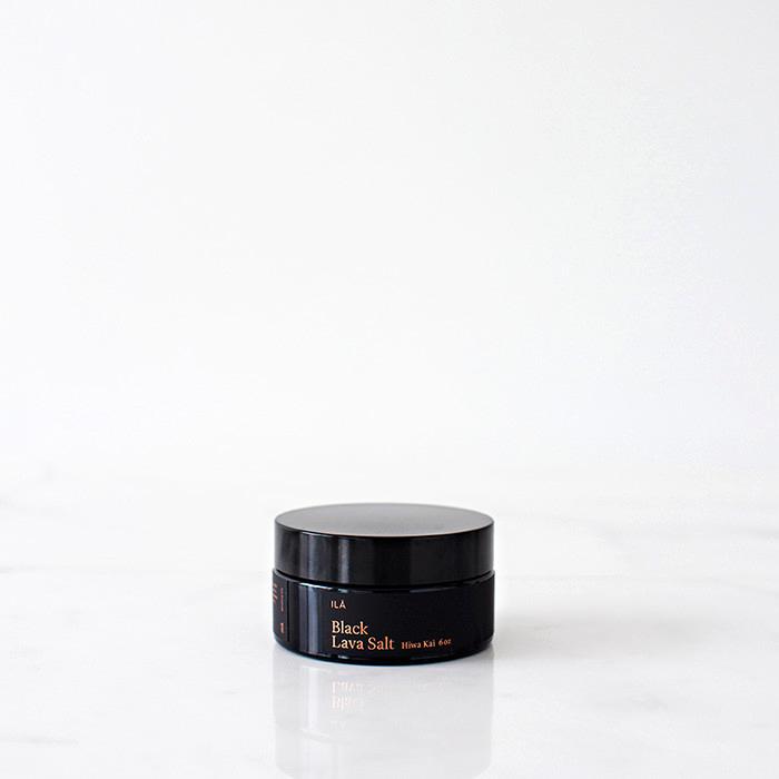 Black Lava Salt  by ILA