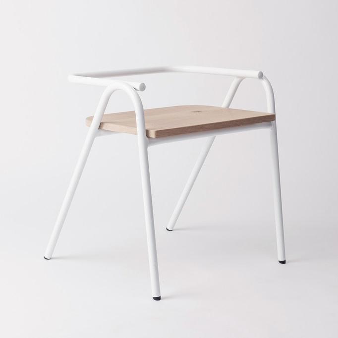 Half Hurdle Chair  by Dowle Jones