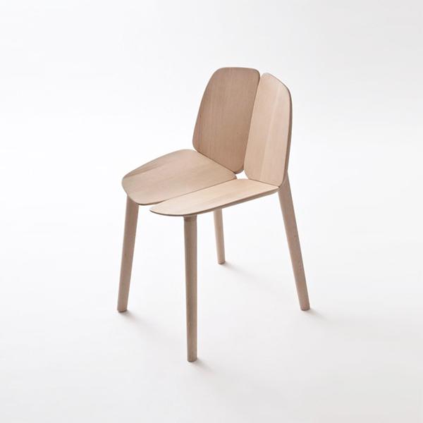 Osso Chair by Mattiazzi