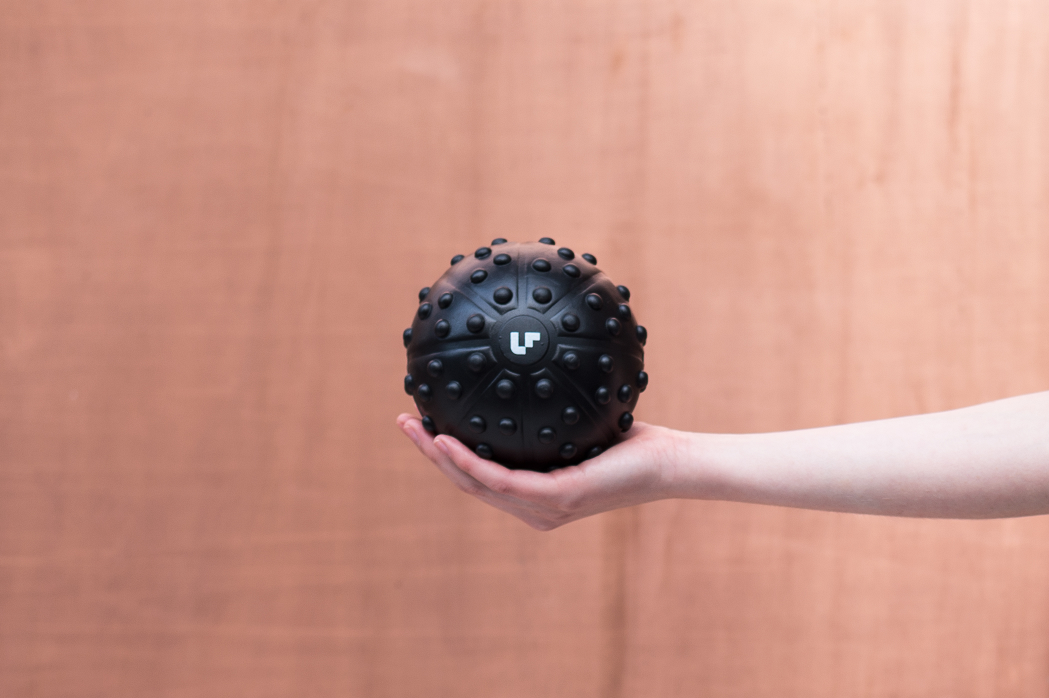 Get the Undivided Massage Ball  here .
