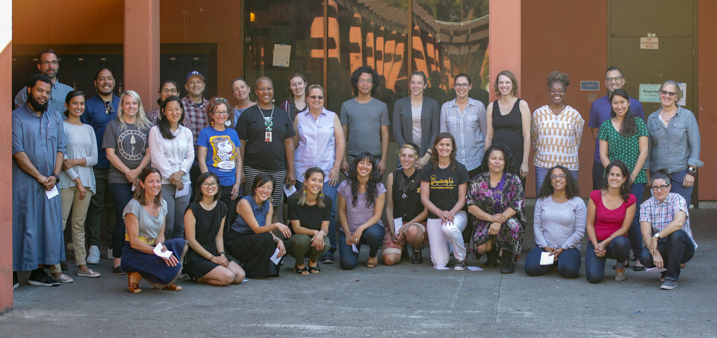 2018-2019 Fellowship Cohort