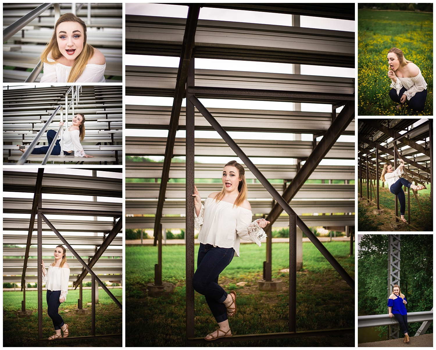 - Check out some of these hilarious bloopers from Paige's Session!