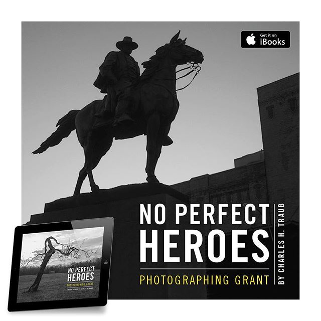 IT IS OUT !!!!! bit.ly/chtraub  Full link: NO PERFECT HEROES by Charles H. Traub, Ulysses Grant Dietz & Fred Ritchin https://itun.es/us/gyXVbb.l  #blackandwhite #bnw #monochrome #instablackandwhite #monoart #insta_bw #bnw_society #bw_lover #bw_photooftheday #photooftheday #bw #instagood #bw_society #bw_crew #bwwednesday #insta_pick_bw #bwstyles_gf #irox_bw #igersbnw #bwstyleoftheday #monotone #monochromatic#noperfectheroes #usgrant