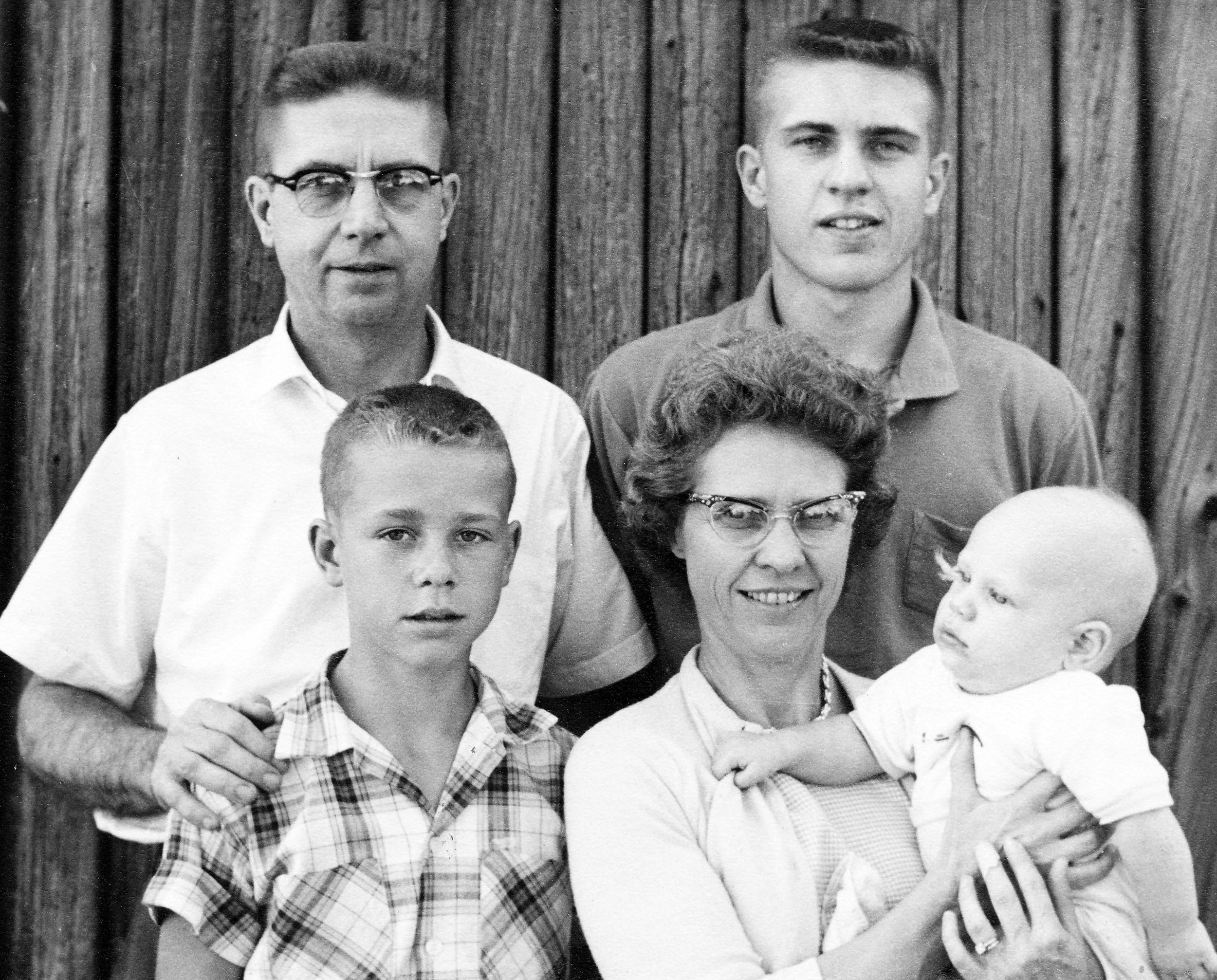 Rockstad family photo