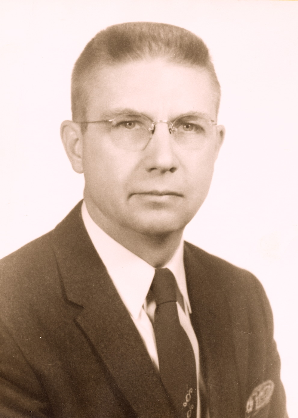 Ernest B. Rockstad
