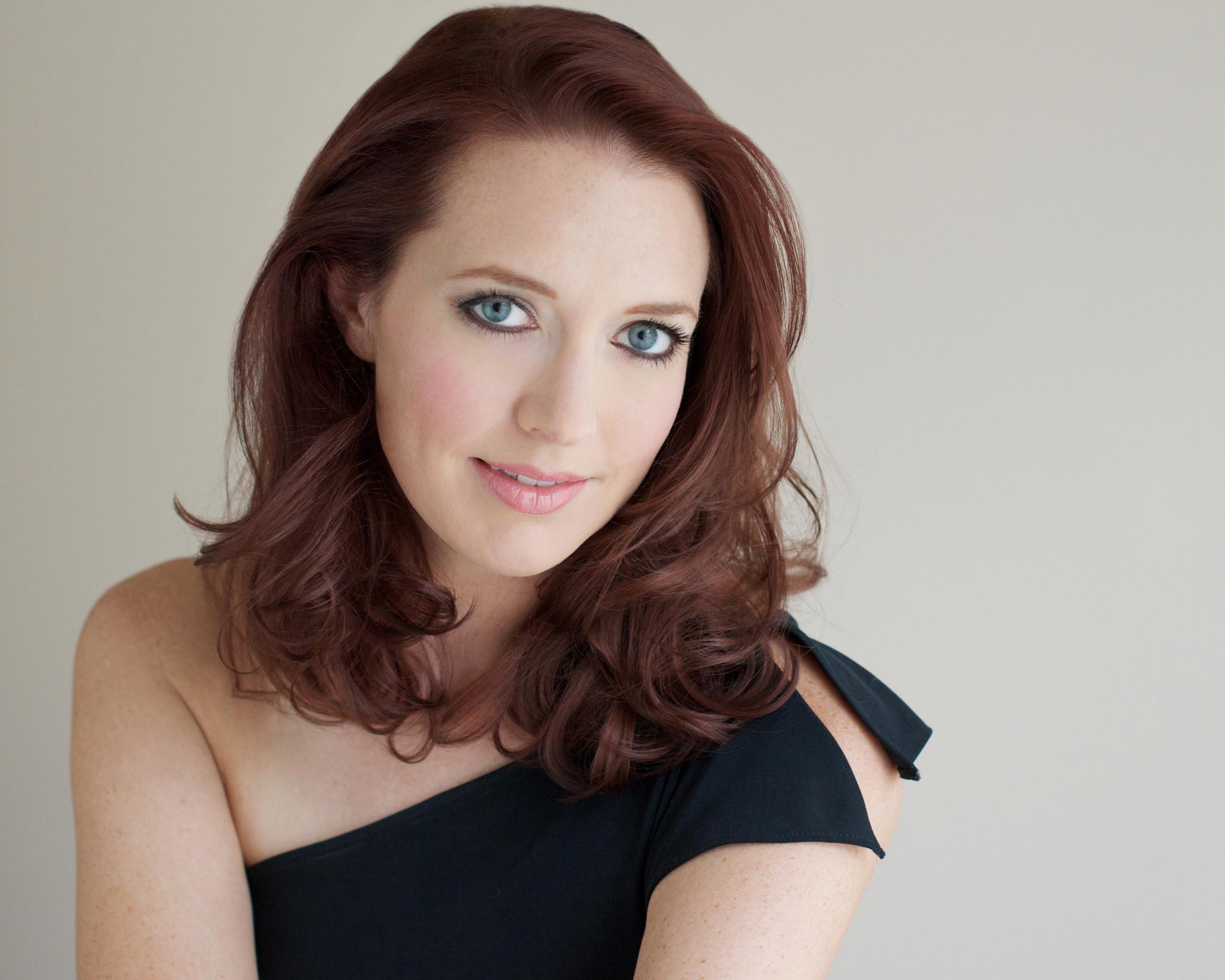 Jessica Renfro, mezzo-soprano, founder of  A Moment for Music
