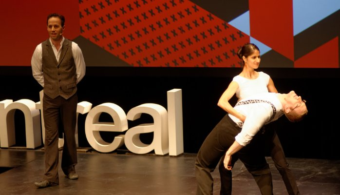 PhotP  by TEDX MONTREAL 2015