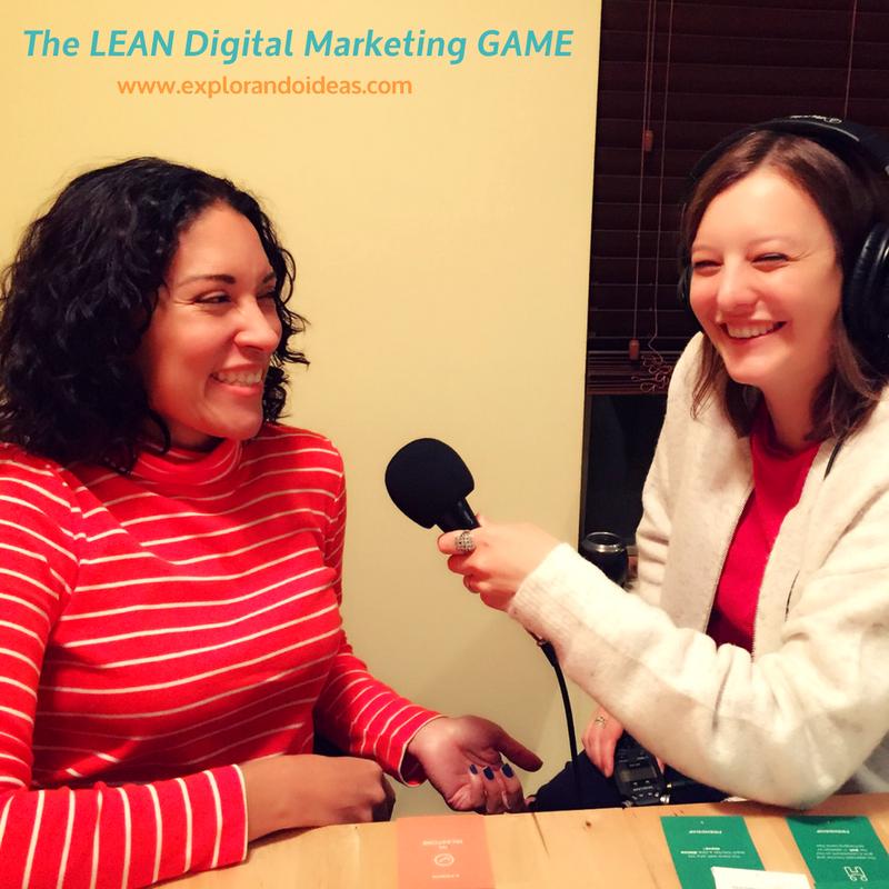 The lean digital marketing game 1