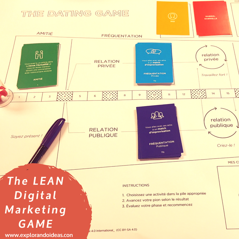 Lean marketing game 2