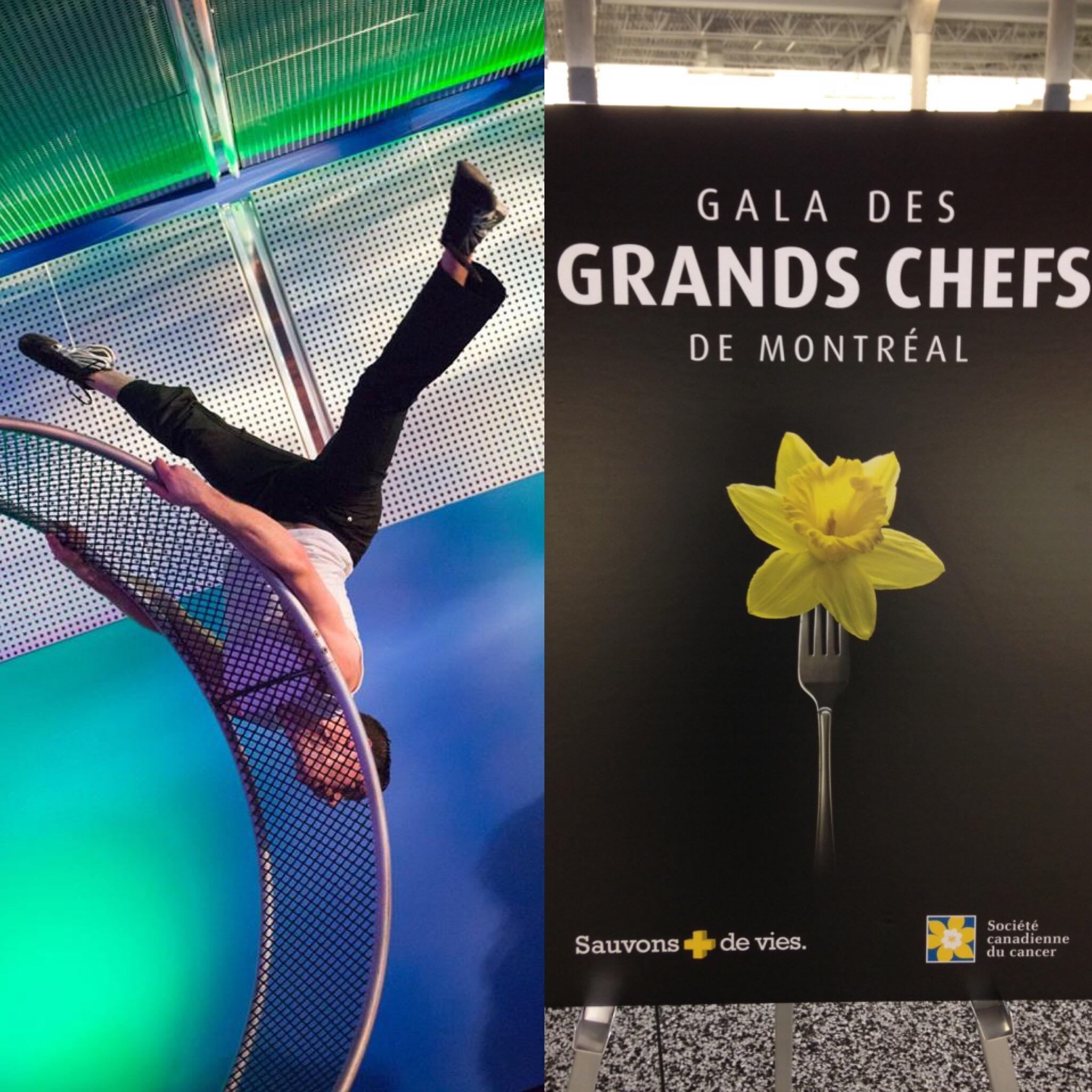 Soirée bénéfice - Société canadienne du cancer 2015