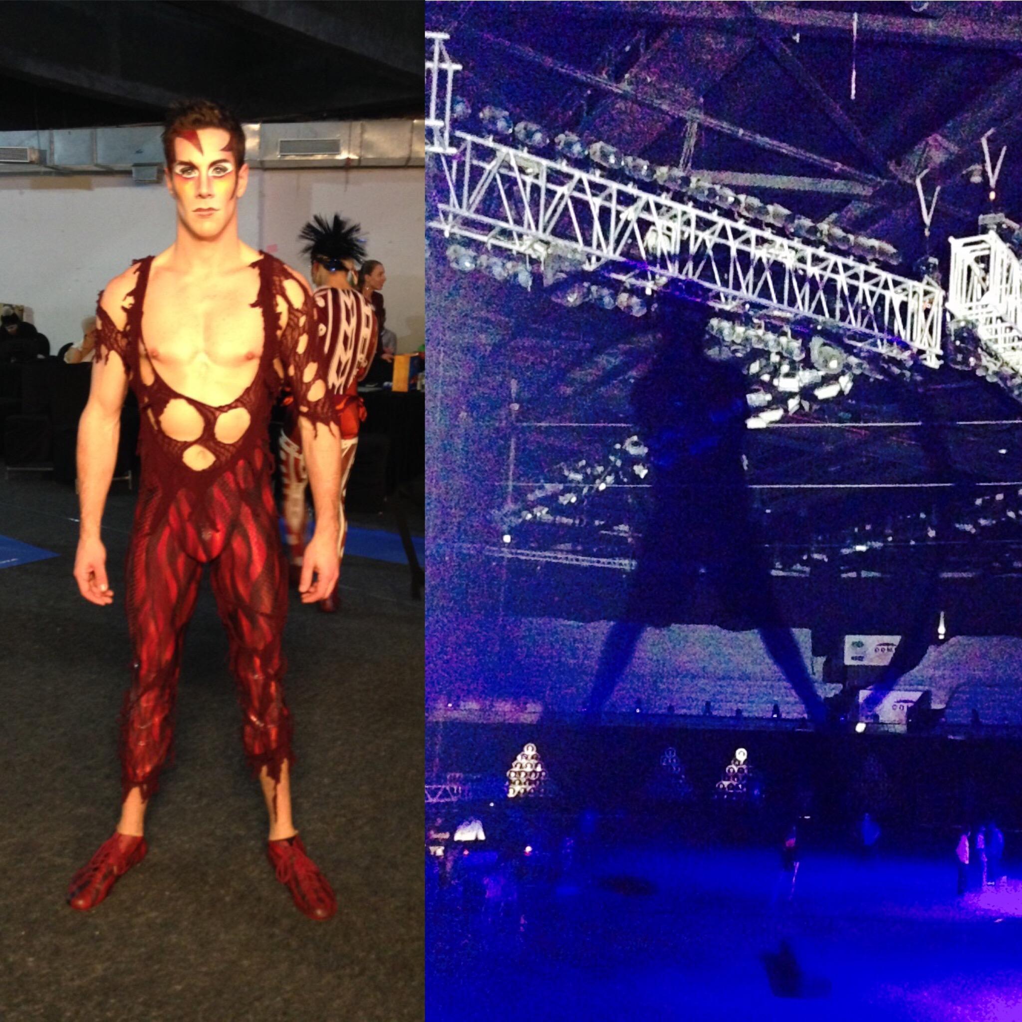 Cirque du Soleil Bravura - Mumbaï, Inde 2015