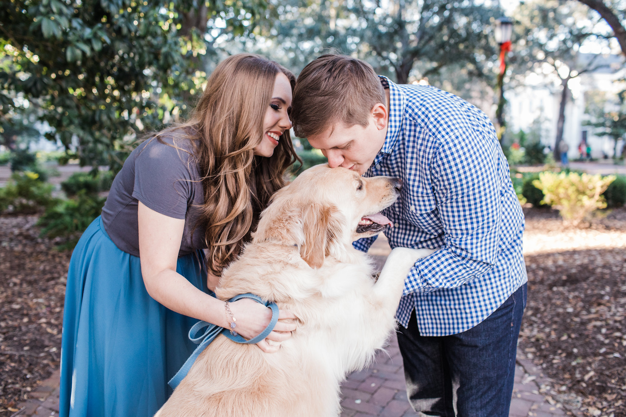Sara + David | Savannah Engagement Shoot | Savannah Engagement Photographer | Apt. B Photography