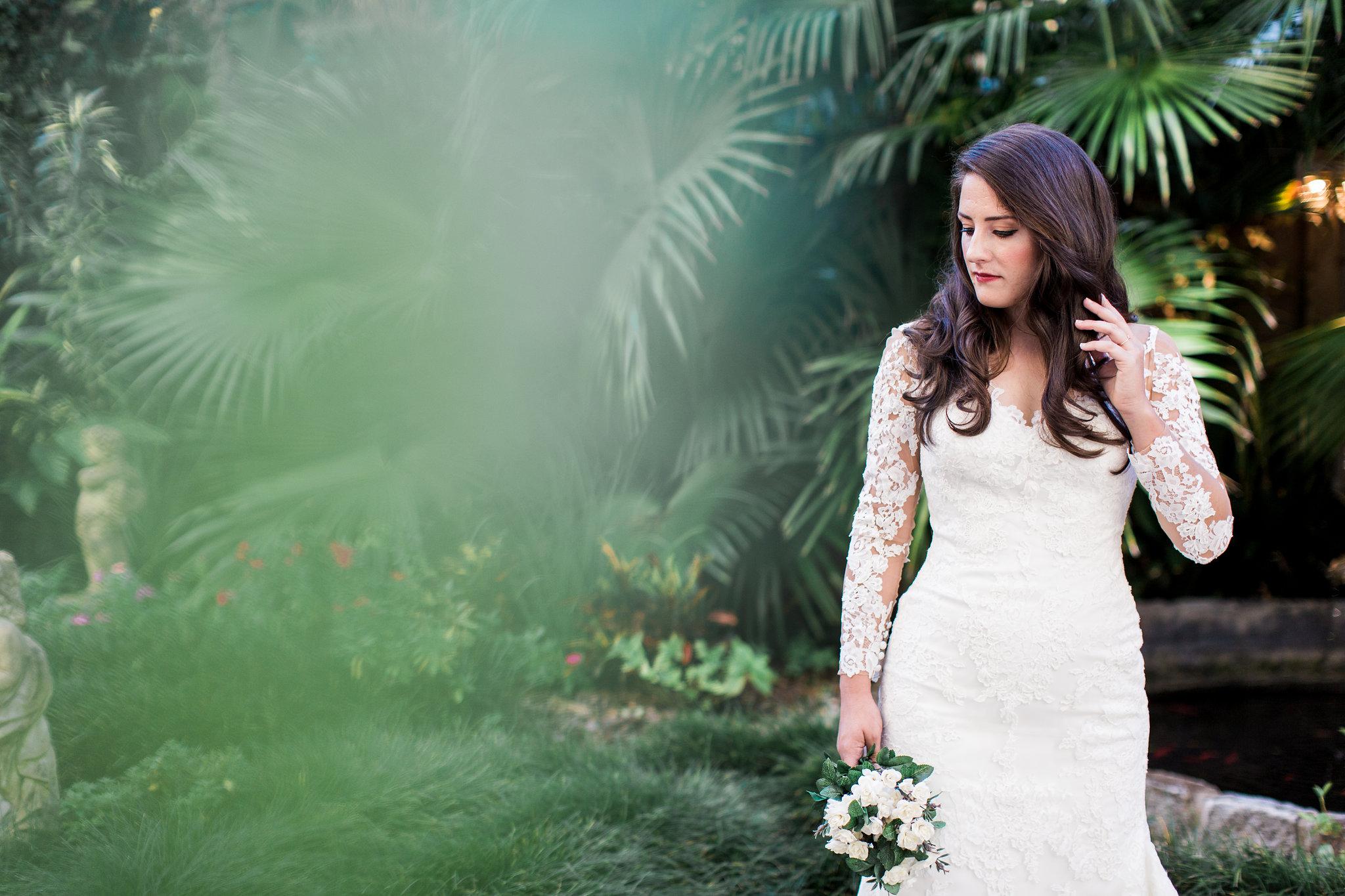 Rosie's Bridal Session in Savannah, Georgia | Savannah Wedding Photographer | Apt. B Photography