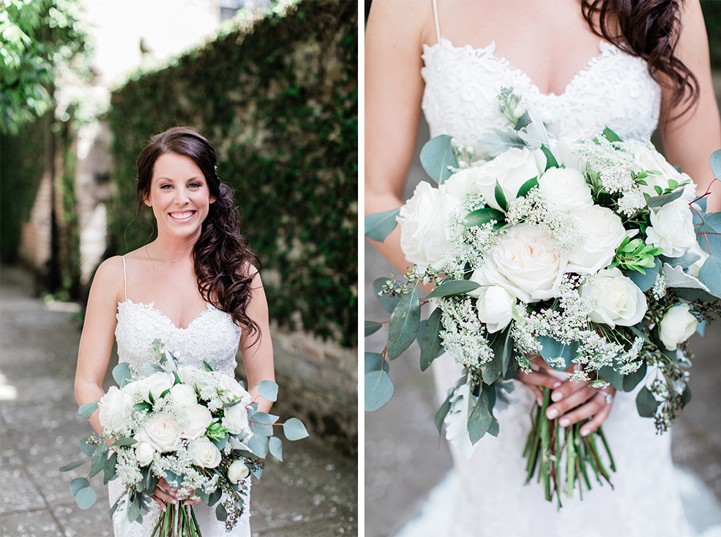Michelle + Scott - Intimate Savannah Wedding  | Apt. B Photography