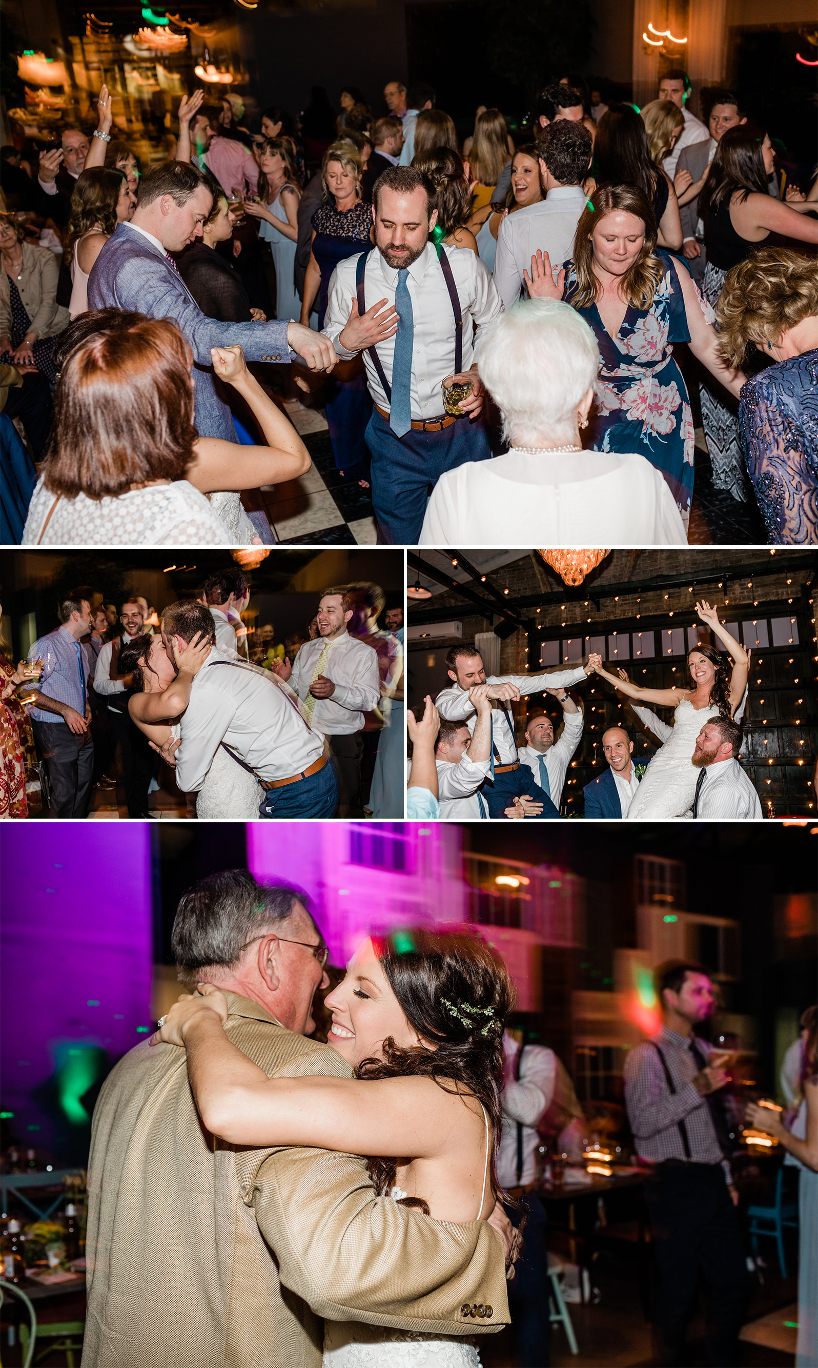 Michelle + Scott - Intimate Savannah Wedding at Soho South Cafe | Apt. B Photography
