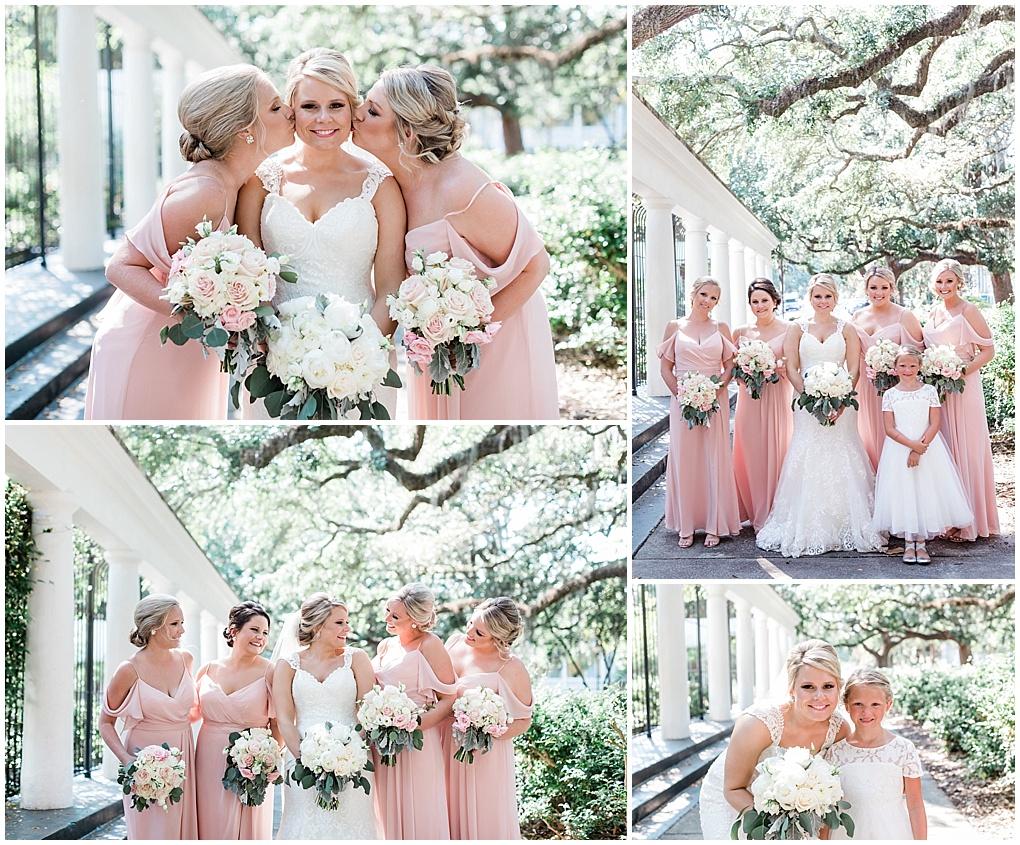 Meghan + Evan's Savannah Wedding at St. John The Baptist | Savannah Wedding Photographer | Apt. B Photography