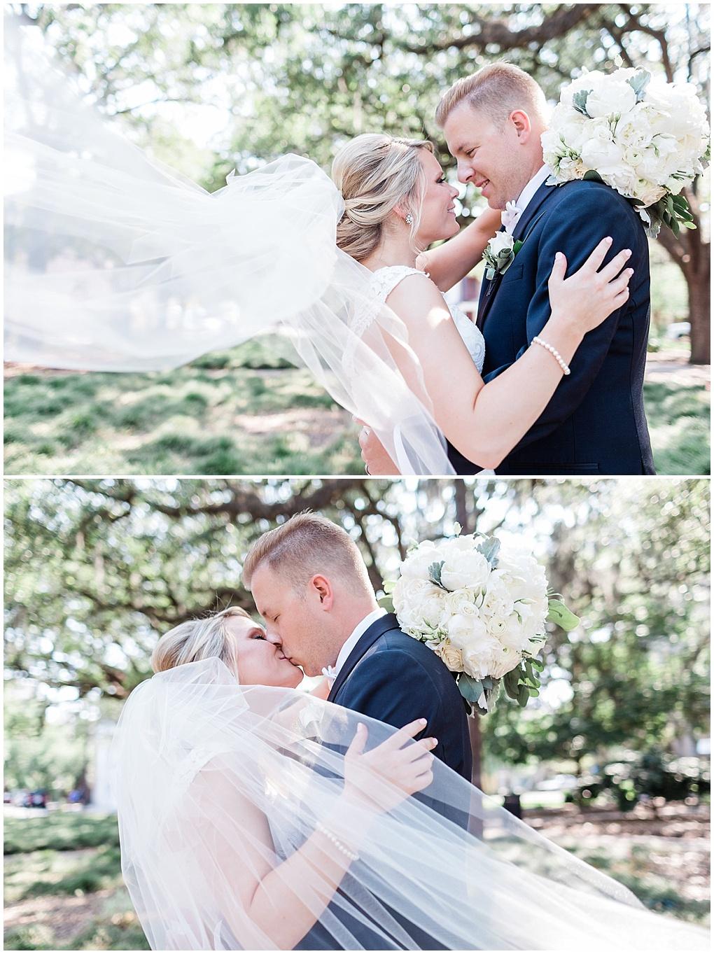 Meghan + Evan's Savannah Wedding | Savannah Wedding Photographer | Apt. B Photography