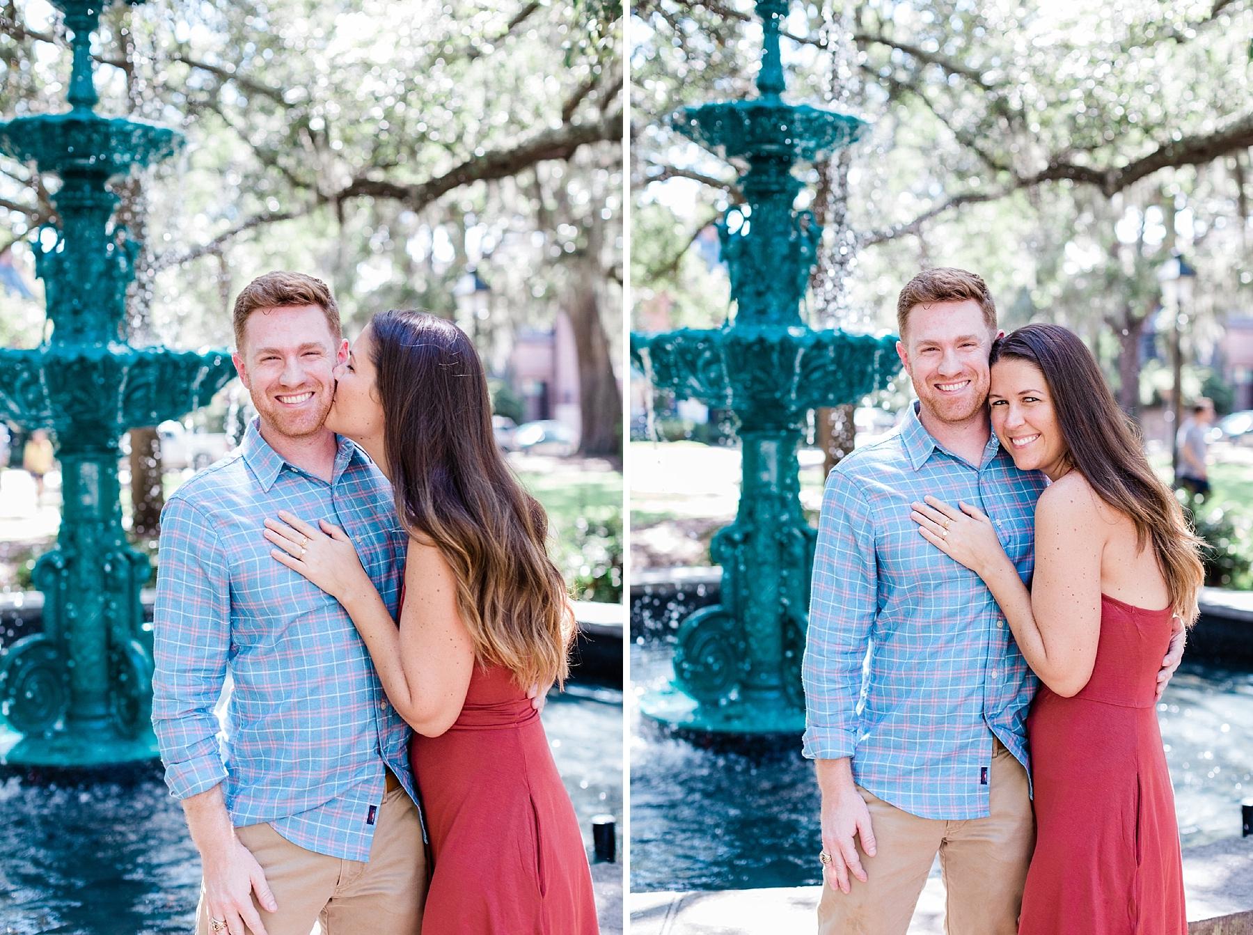 Pat + Ashlynn Savannah Proposal | Apt. B Photography