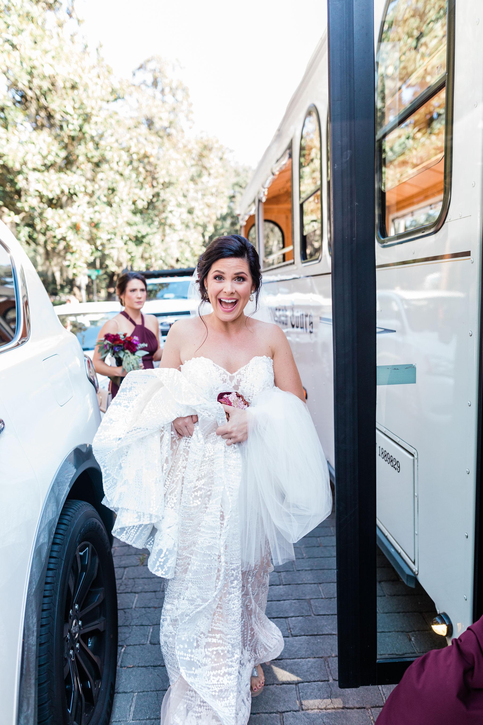 Danielle and Travis – The Whitman Wedding, Savannah Wedding | Apt. B Photography