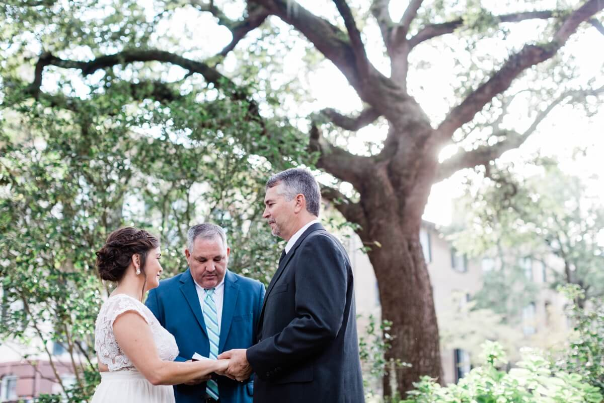 Savannah Elopement Photography by Apt. B Photography
