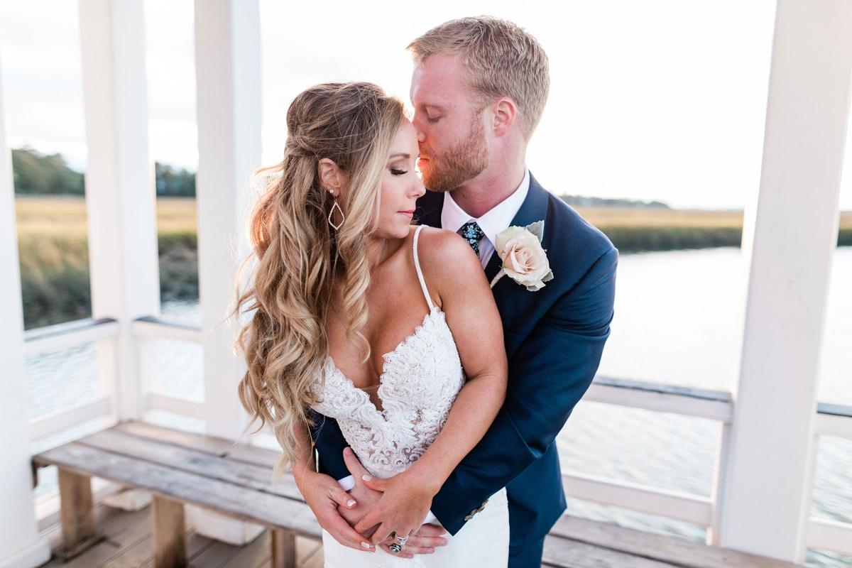 Coastal Charleston Wedding photographed by Apt. B Photography