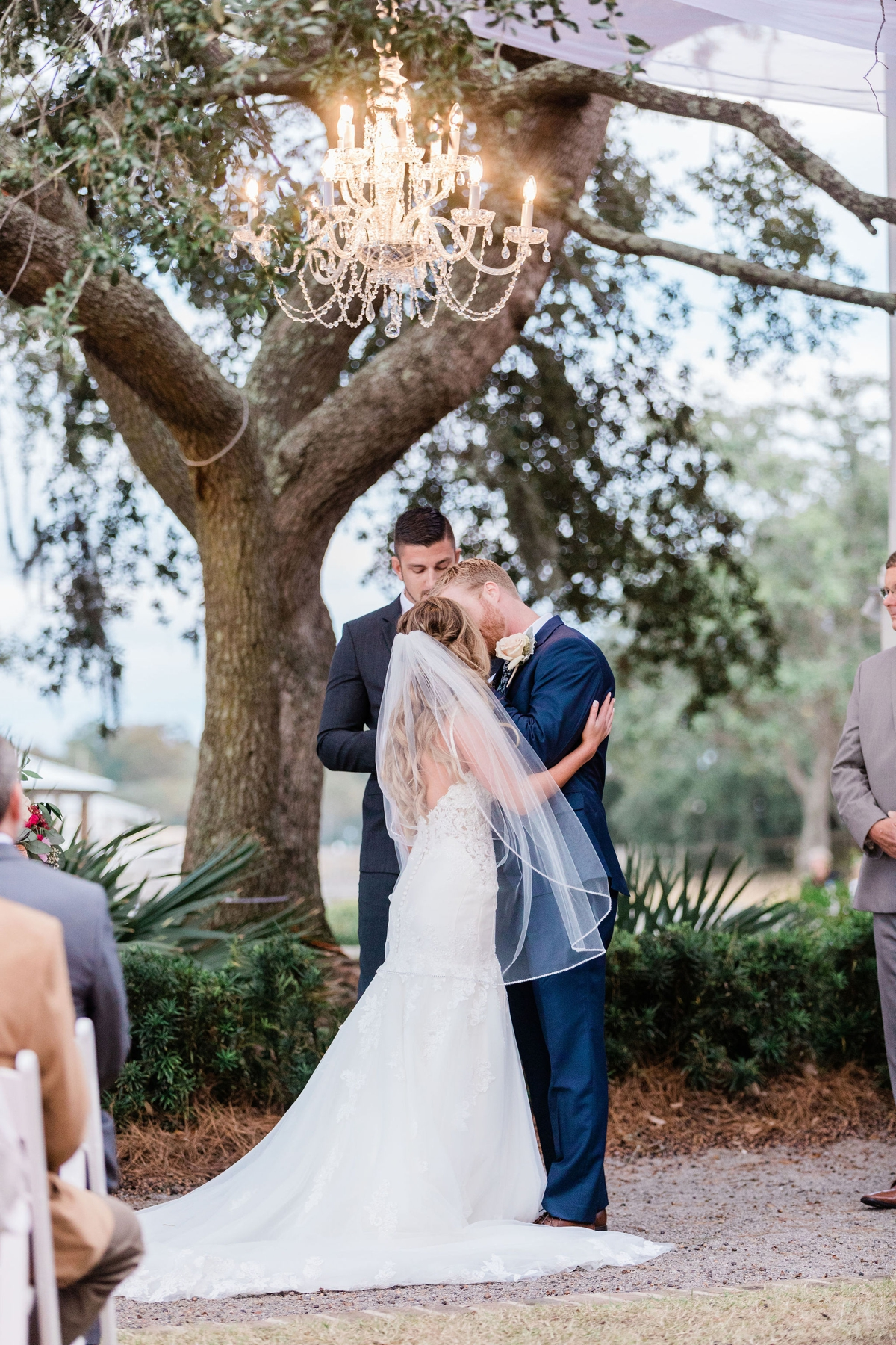 Erin and Kevin's Creek Club Wedding At I'On in Mt. Pleasant, South Carolina