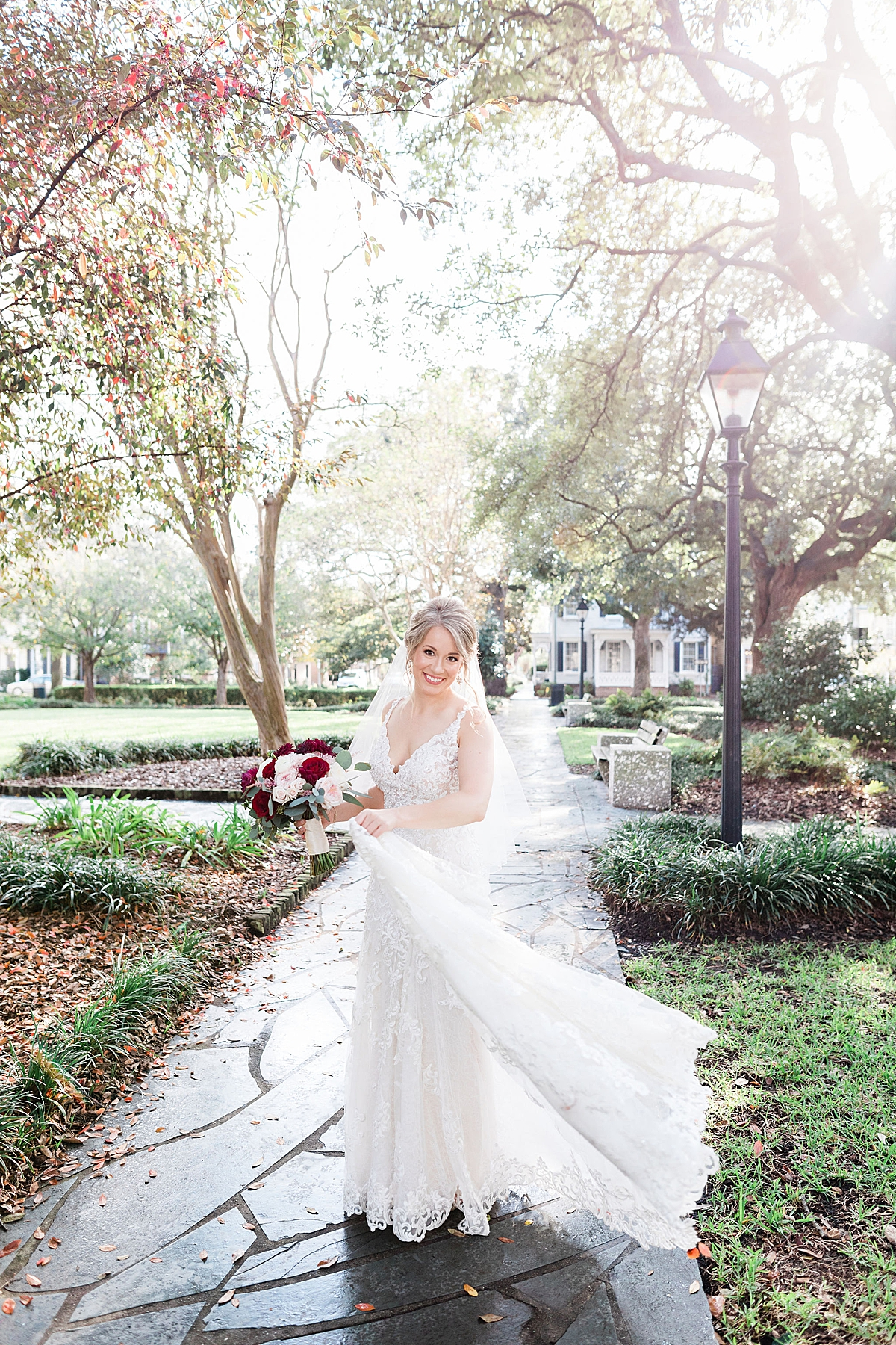 Kate and Anthony's Historic Savannah Wedding Apt B Photography