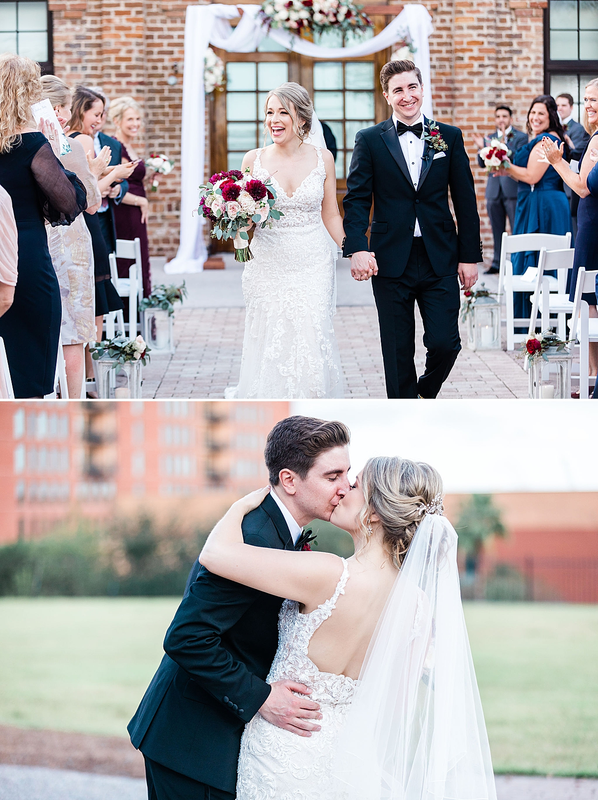 Kate and Anthony's Charles H Morris Center Wedding in Savannah