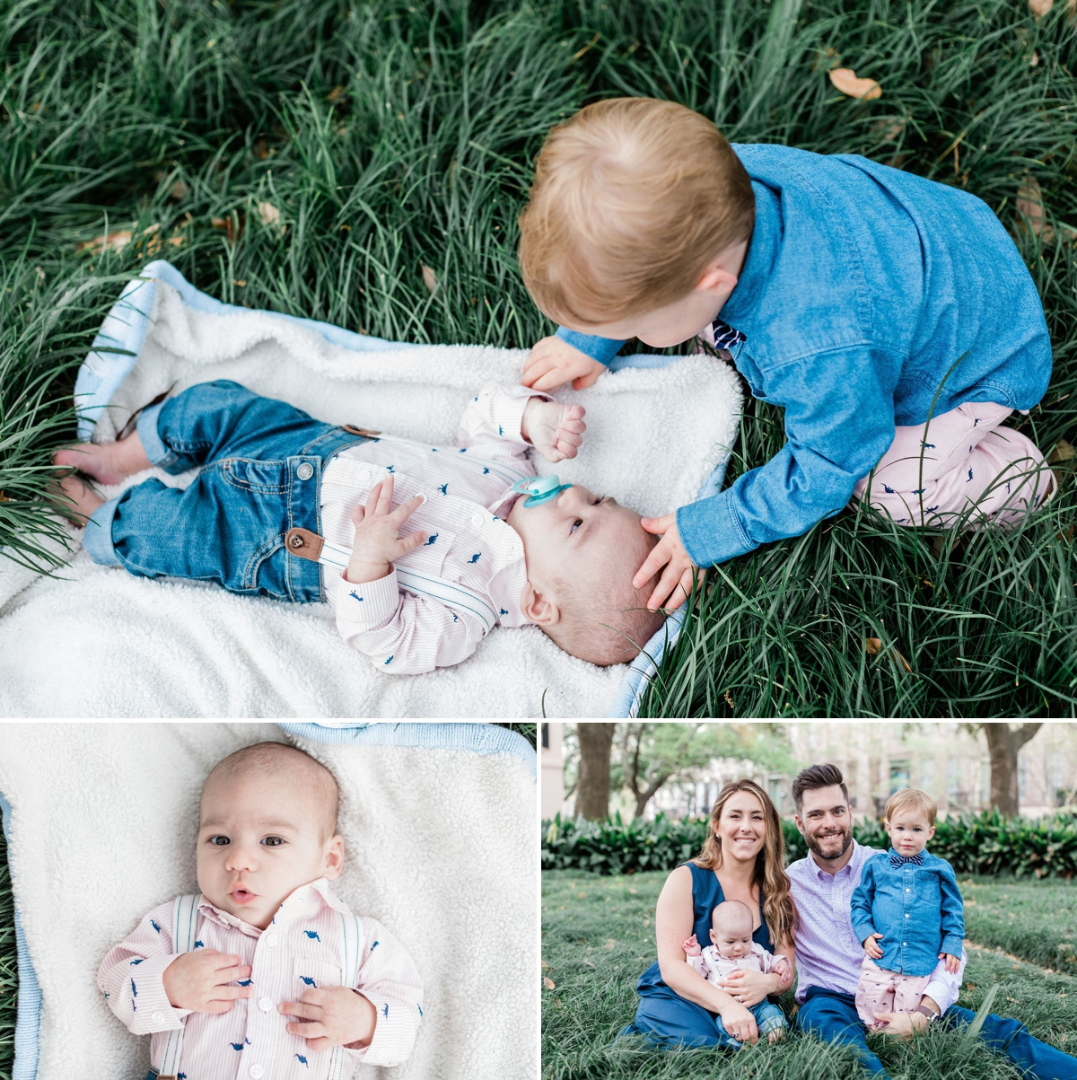 Family session in Savannah, Georgia by Apt. B Photography