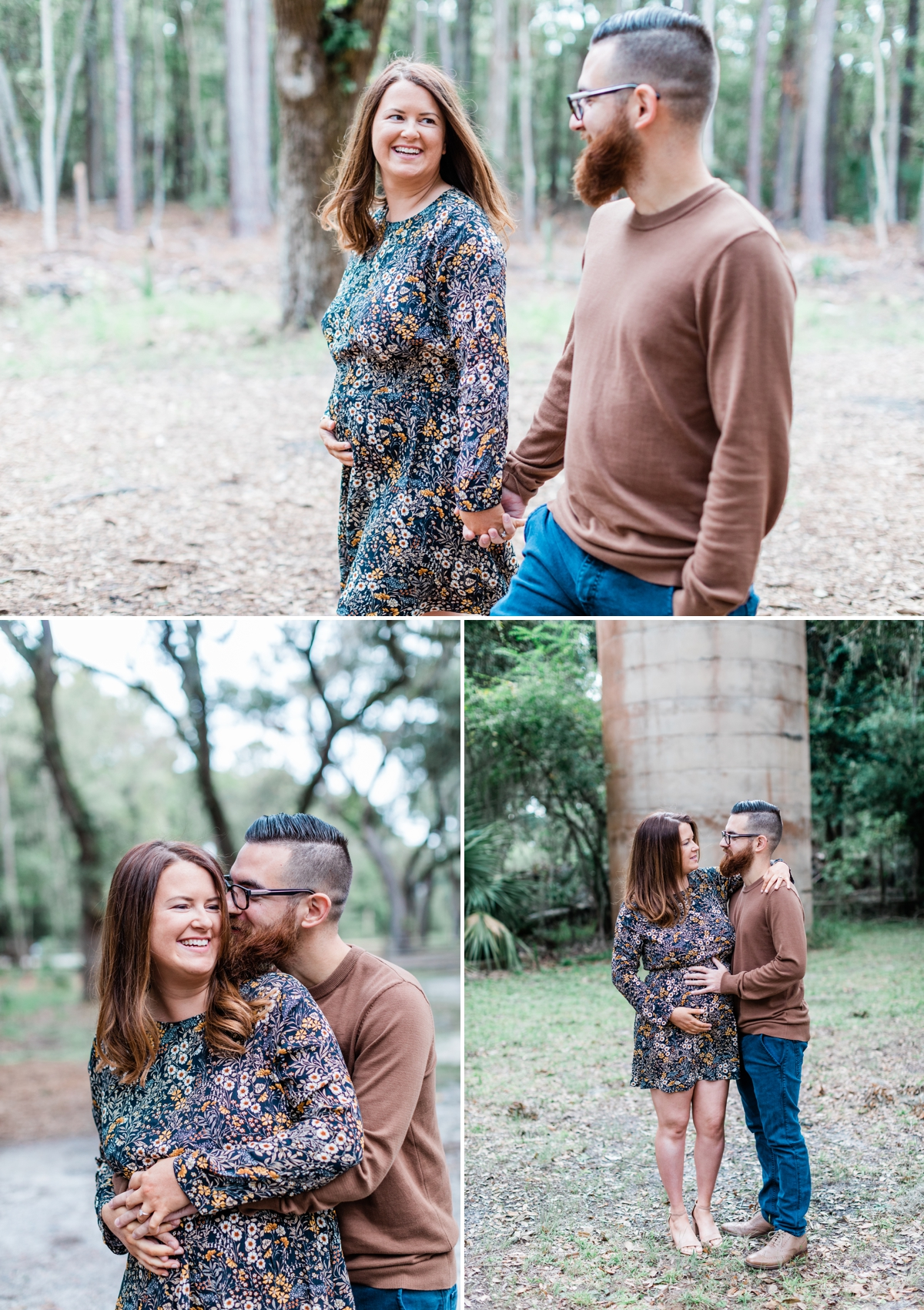 Maternity Sessions in Wormsloe Park | Apt. B Photography