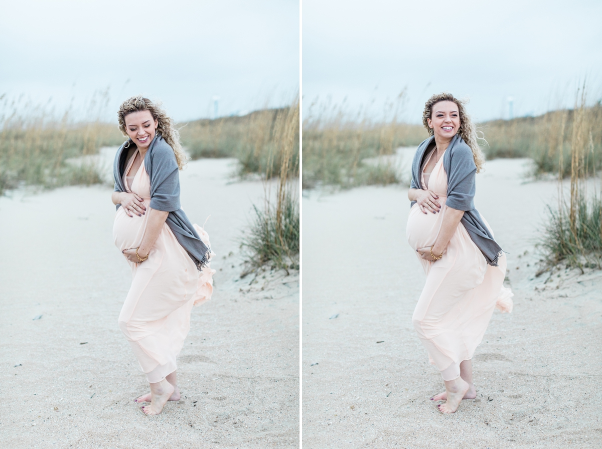 Maternity Sessions on Tybee Island   Apt. B Photography