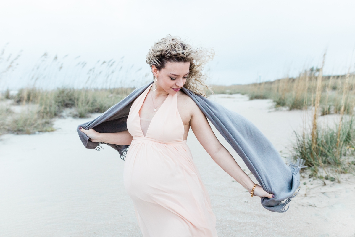 Maternity Sessions on Tybee Island | Apt. B Photography