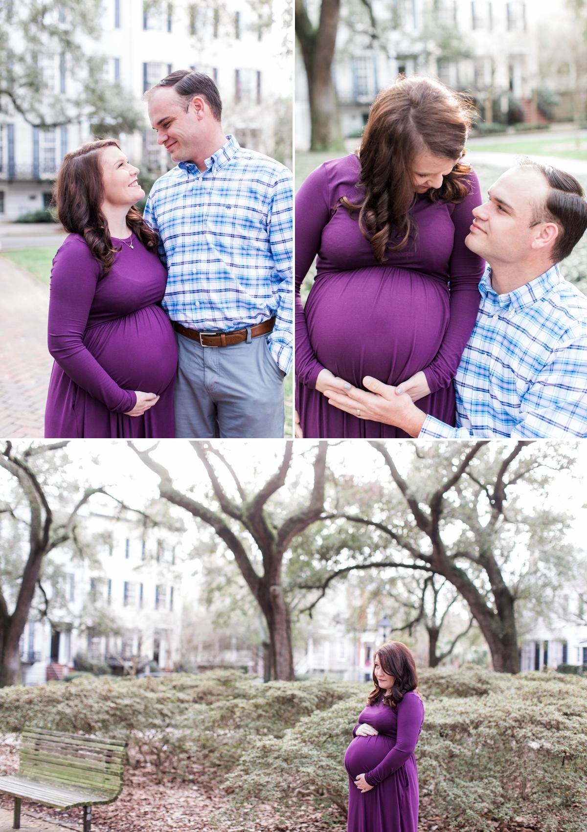 Savannah maternity photography by Apt. B Photography