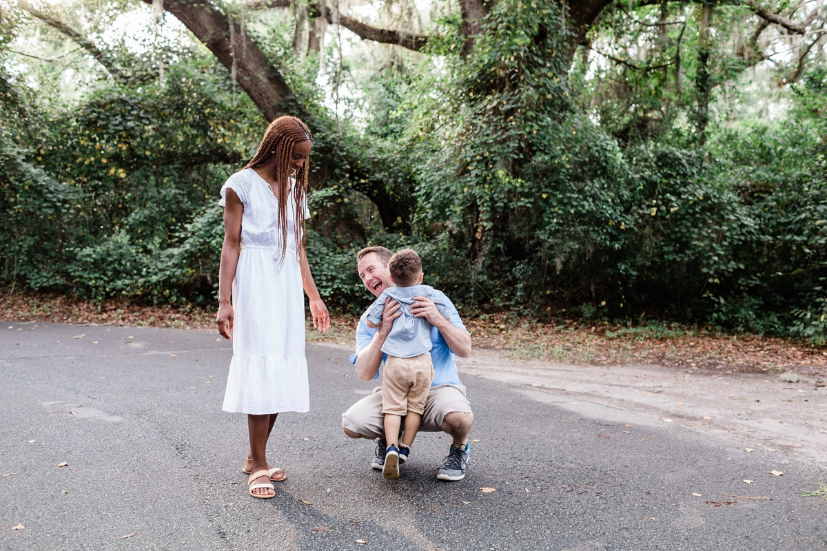 Janan, Troy and Zach's Hilton Head Family Session by Apt. B Photography