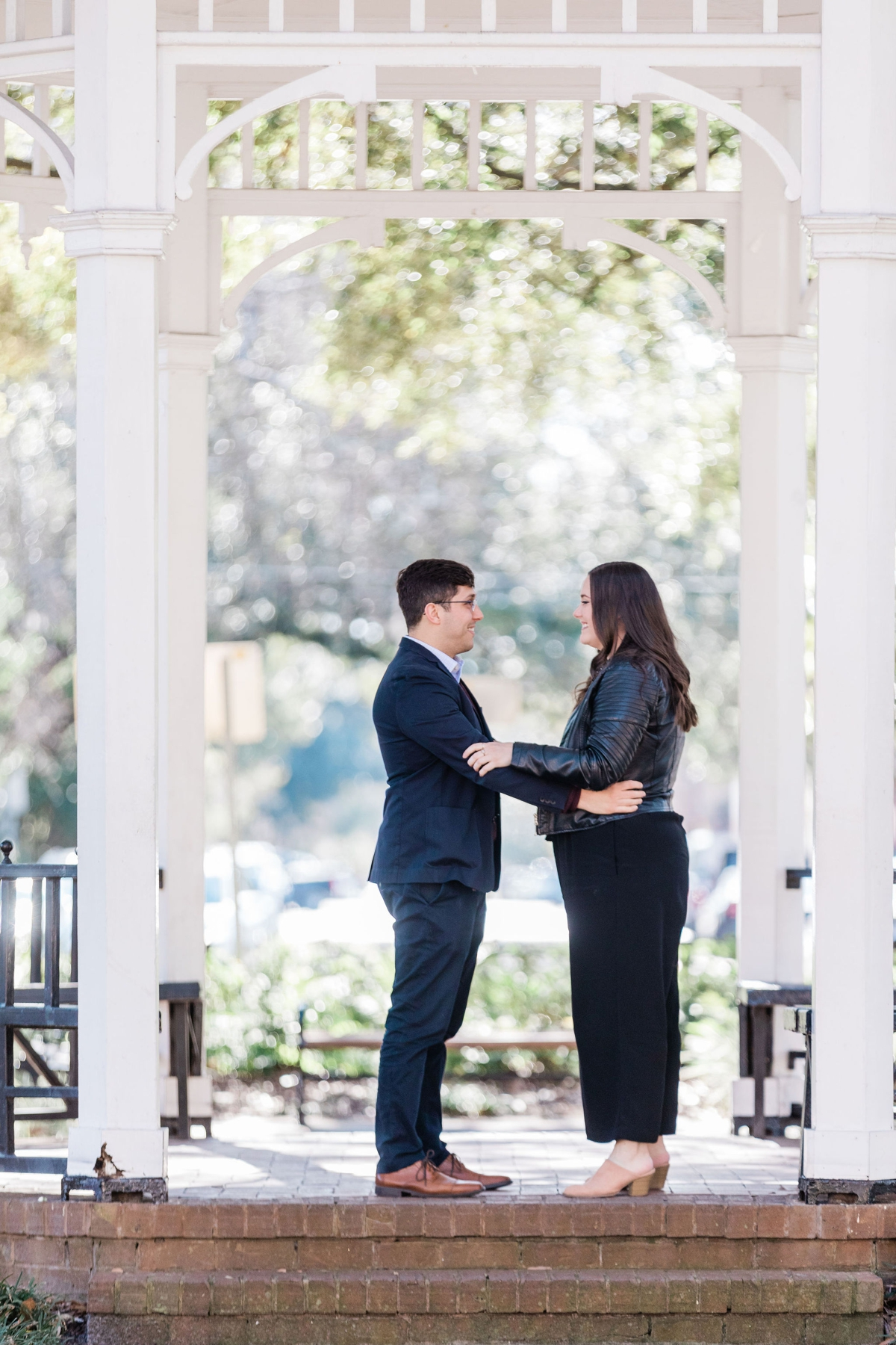 Savannah proposal photography by Apt. B Photography
