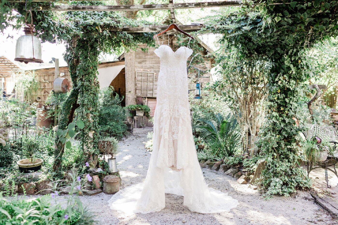 Gown from Bluebelle Bridal | Apt. B Photography