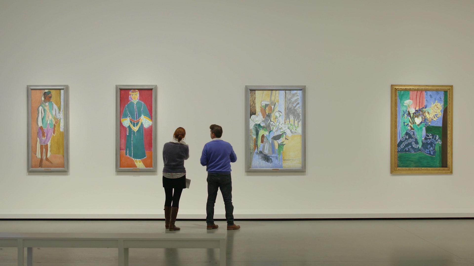 Icônes de l'art moderne: la collection Chtchoukine à la Fondation Vuitton