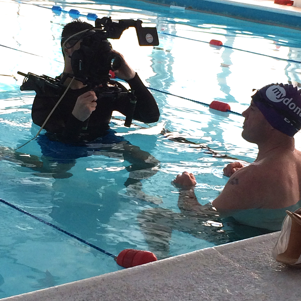 MyDonate Filming Swimming.jpg