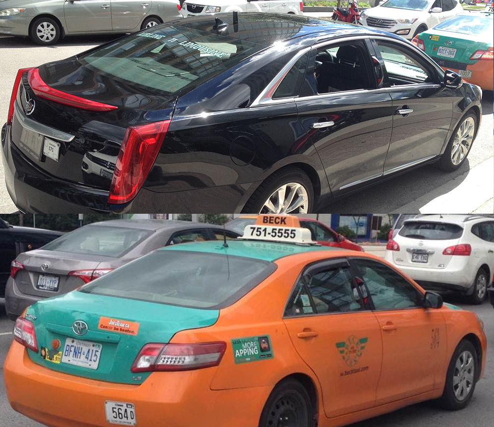 TORONTO - Over 5,000 mirrors sold to taxicabs and airline limousines in Toronto, Ontario.