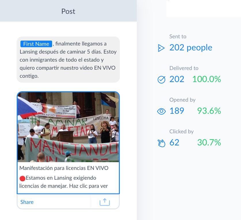 Example Facebook Messenger bot metrics.png