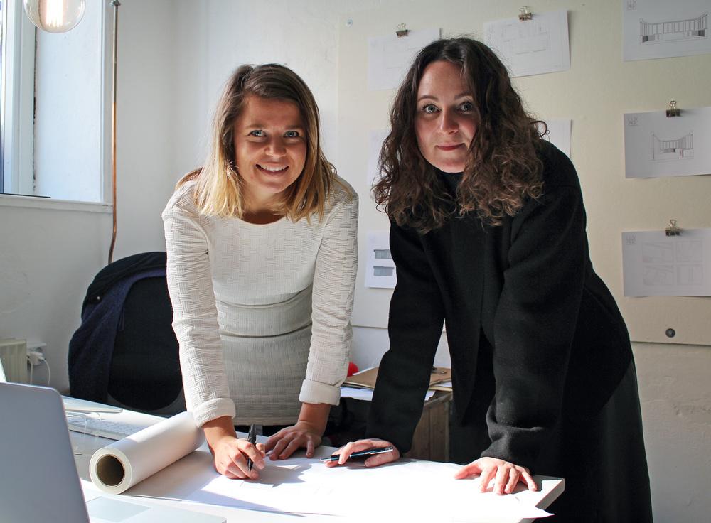 Sara Lunneryd &Anne Lundhøj Jensen,  Lunneryd Arkitekter