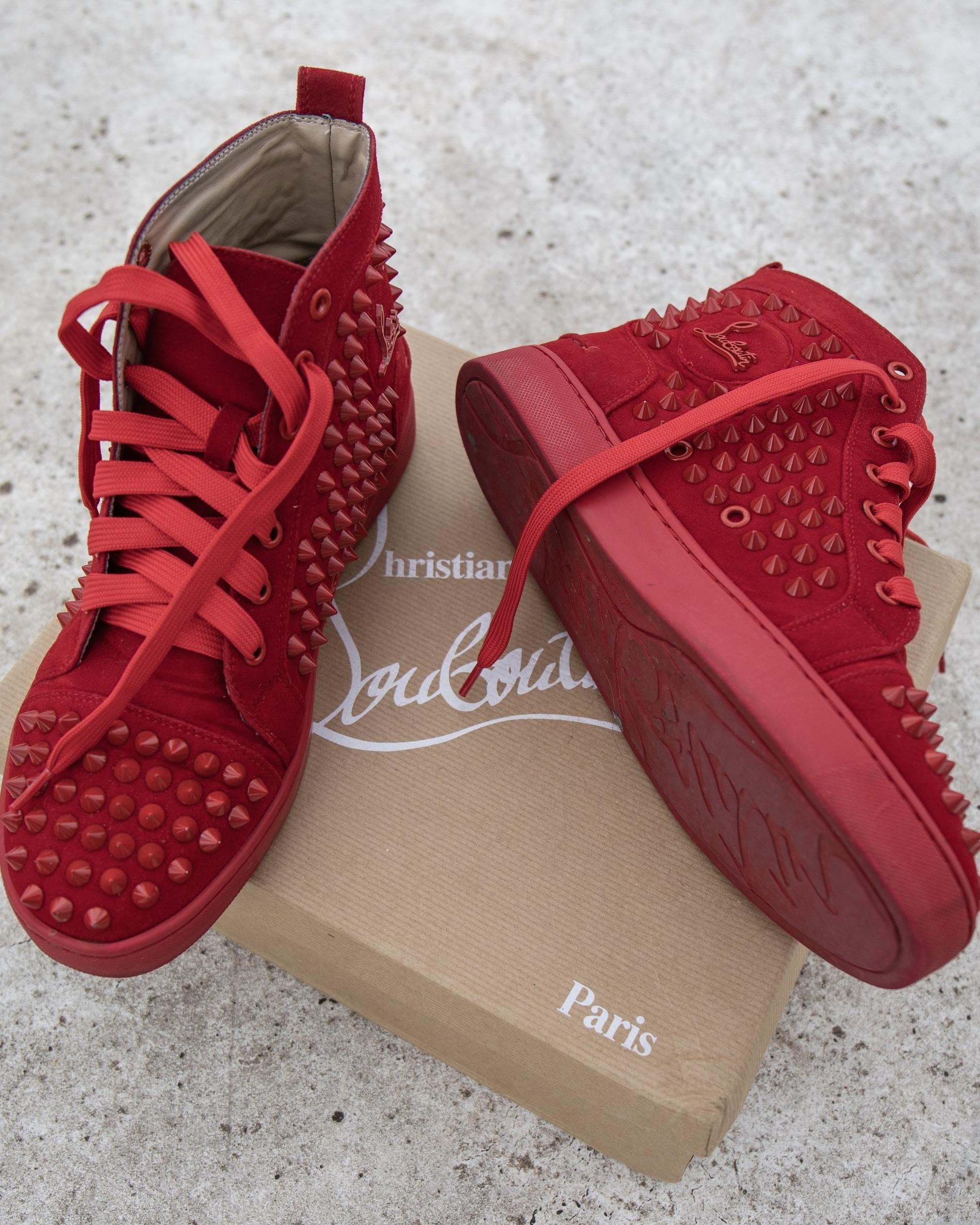 buy louboutin sneakers